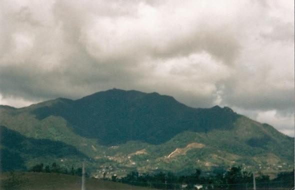 puerto rico hills