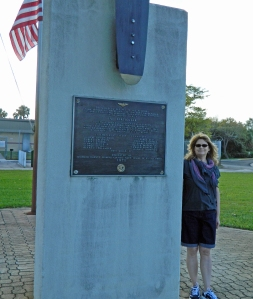 Memorial for Flight 19.