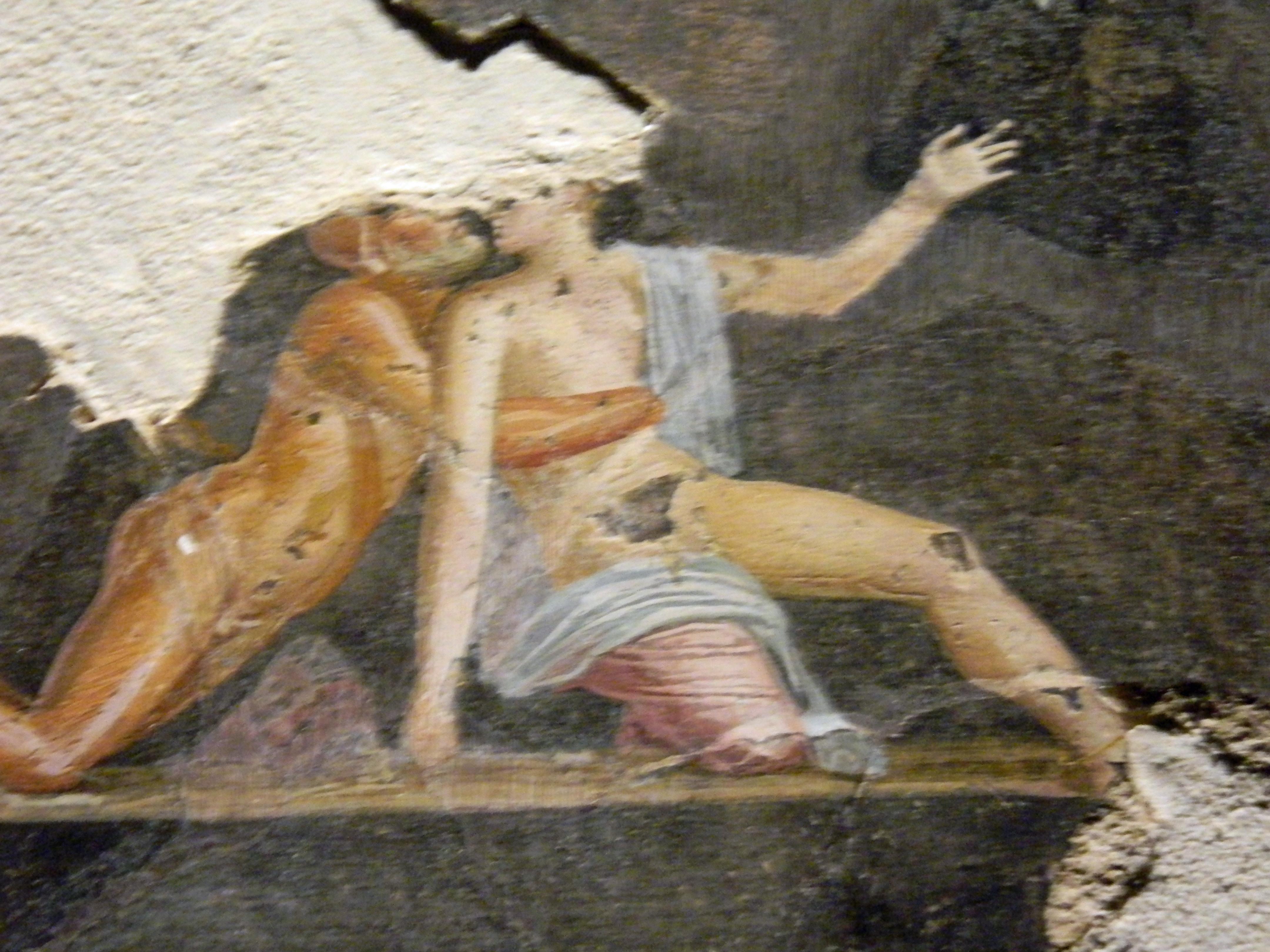 Baths in ancient rome