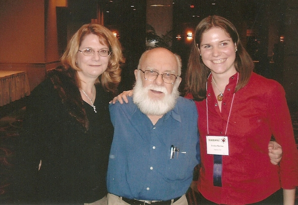 The best person you will 100% meet at TAM, Randi.  My daughter and I consider him and his partner family.