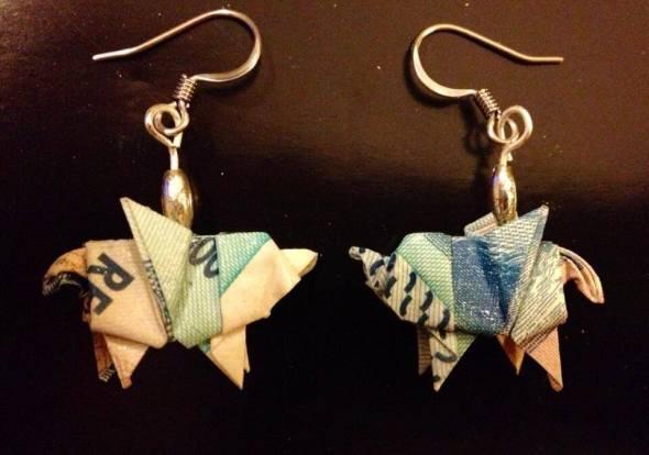 pigasius earrings