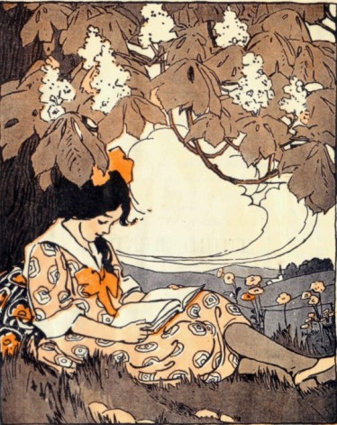 girl-reading-under-tree