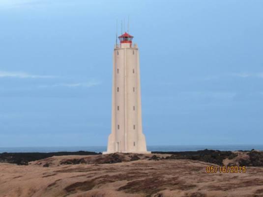 Lighthouse on Snaefellsness
