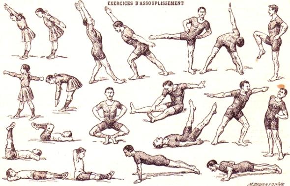 vintage-exercises